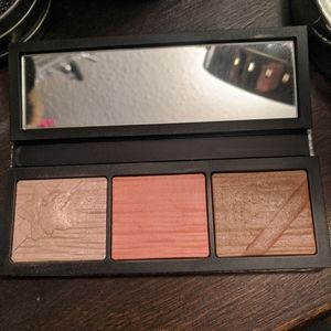 MAC holiday face palette